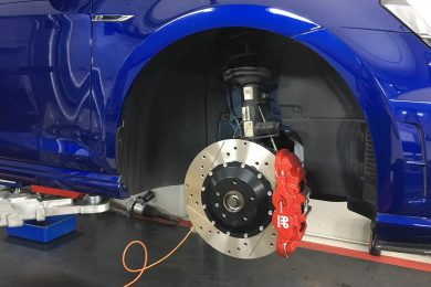 AFTERMARKET BIG BRAKE KIT
